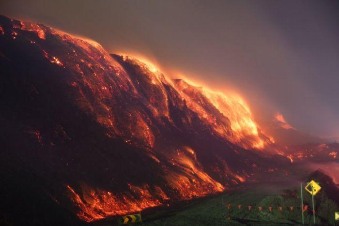 Hazelwood mine fire ABC news